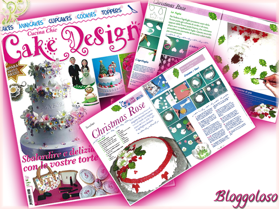 Cake Design Rivista Download : Bloggoloso: La nuova rivista