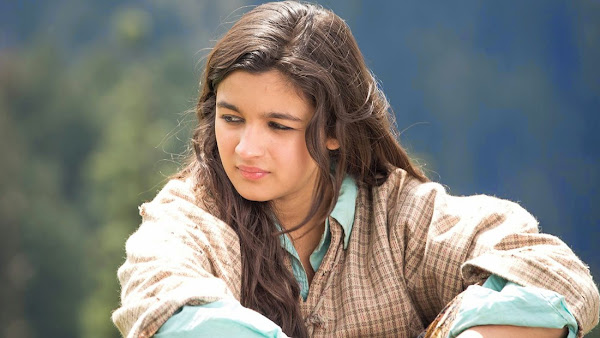 Alia in Highway Movie