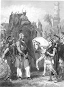 Raja Porus (Raja Parmanand Chand Katoch)