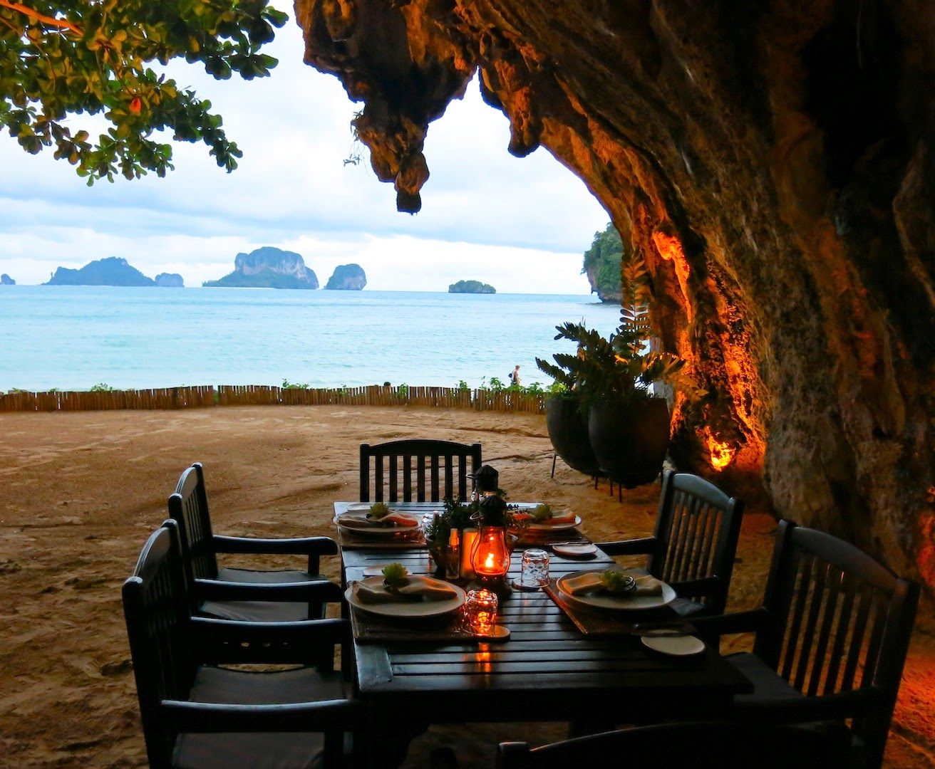 how to get to the grotto krabi