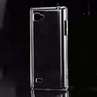 Slim Hard Crystal Case Cover for LG Optimus 4X HD P880