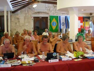 33rd INF congress, Koversada, Vrsar, Croatia