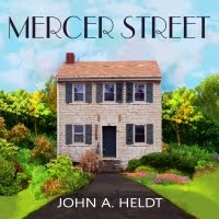 Mercer Street (Audiobook)