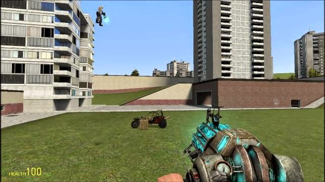 Garry's Mod PC Games Gameplay