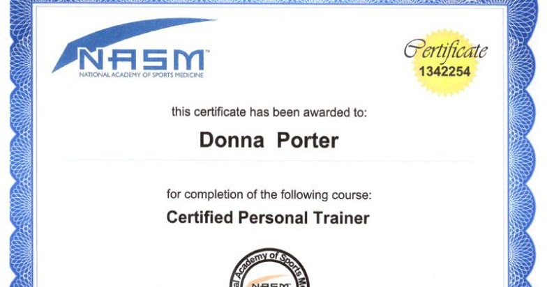 How To Get Personal Trainer Certification Fitness Training Tips