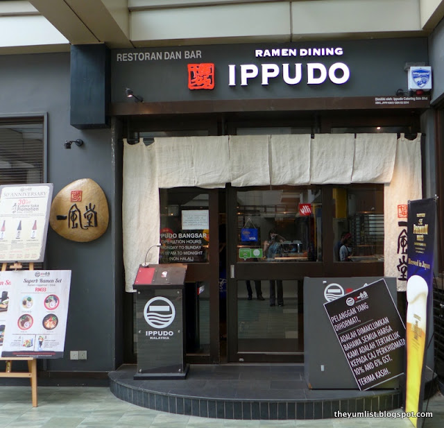 Ippudo, BSC, Japanese Cocktails and Bar Bites