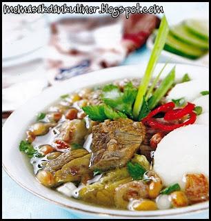 Resep Masakan | Soto Bandung