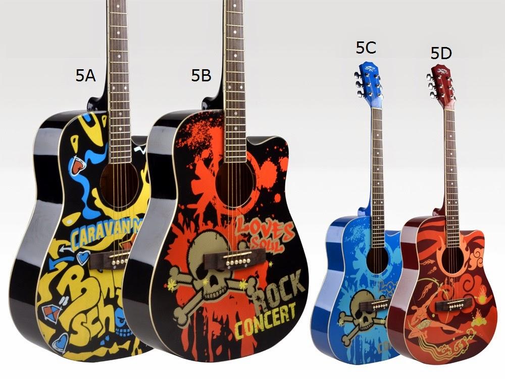 guitar caravan hs4150