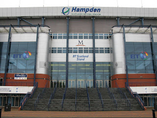 Scottish Football Blog Hampden