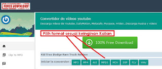 Cara mendownload youtube tanpa software apapun 3
