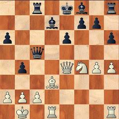 Magnus Carlsen x Vladimirov - Dubai Open 2004