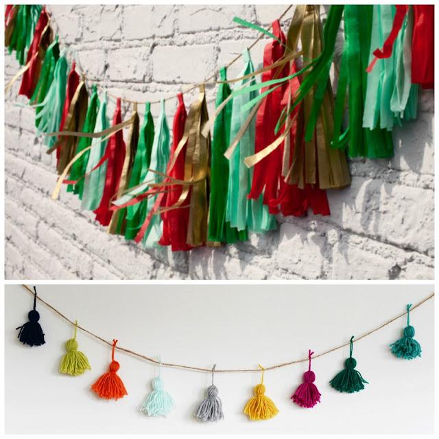 Quirky Bohemian Mama Blog - Bohemian Christmas Decoration Inspiration #christmasdecor #bohochristmas #bohmemianchristmas #boho #bohemian #gypsy #hippie