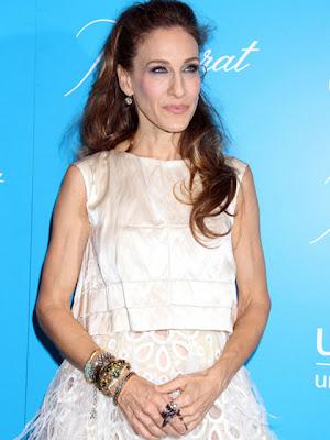 Sarah Jessica Parker Diamond Bracelets