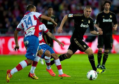 Prediksi Granada vs Madrid