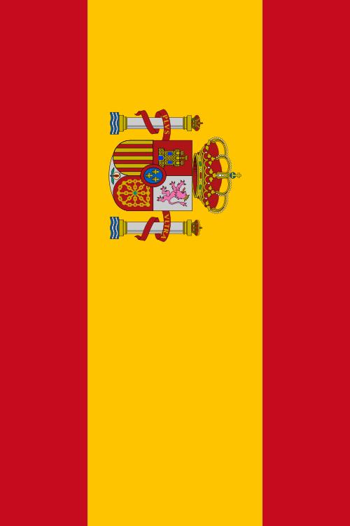 bandera de Espa%C3%B1a para imprimir