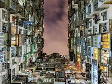VIVIR EN UNA CAJA - HONG KONG - JUN 14