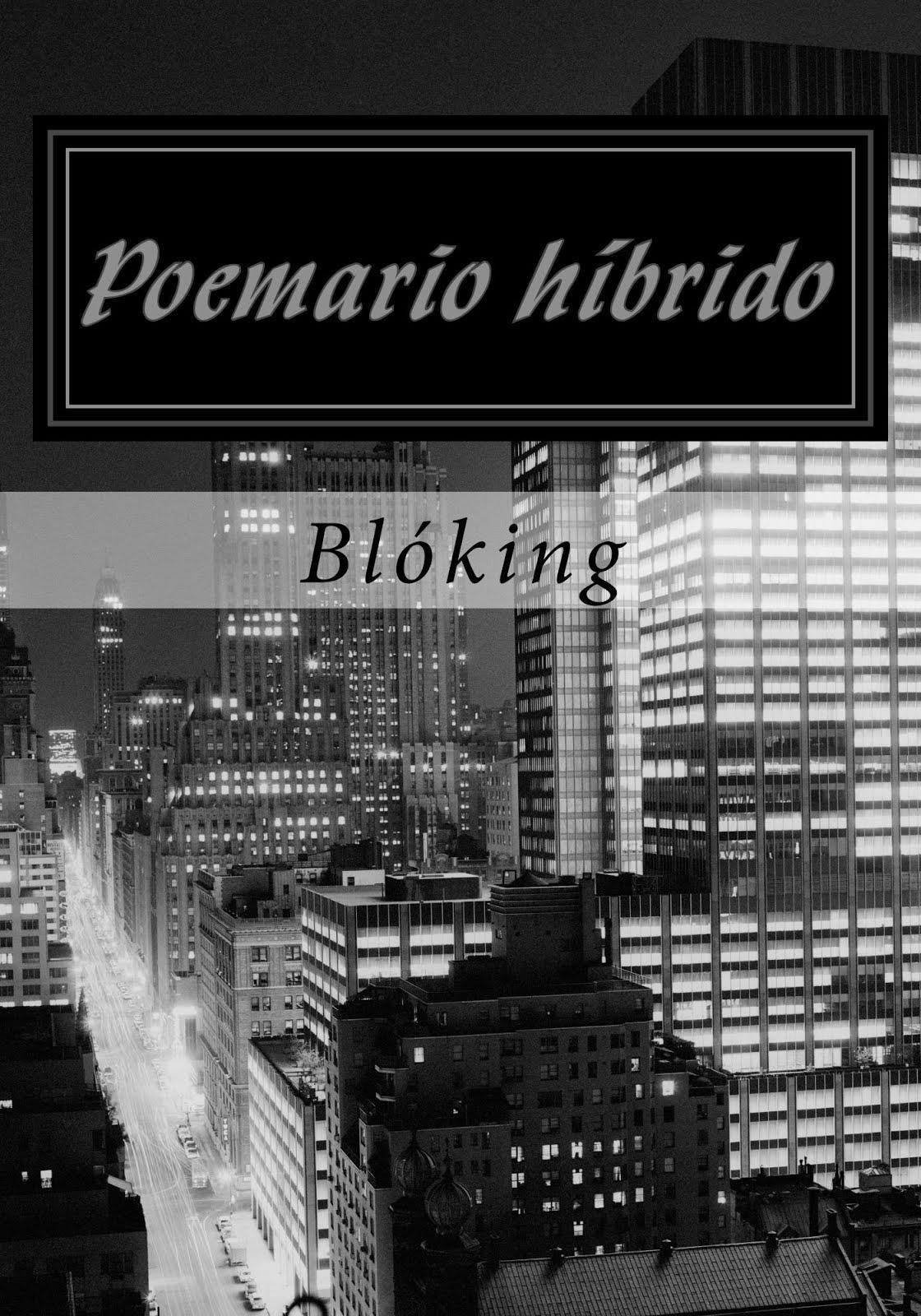 #Poemario híbrido (en papel, tapa blanda)
