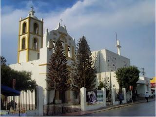 Antigua Capilla de San Nicolás de Tolentino