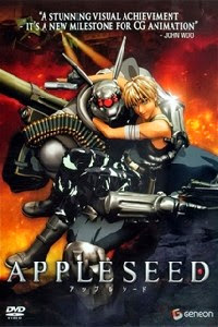 Appleseed Alpha – Dublado