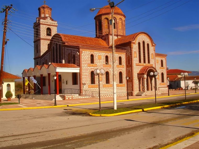 Η εκκλησία του Αγίου Γεωργίου
