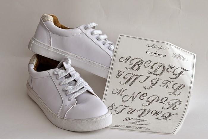 personalizza scarpe promod