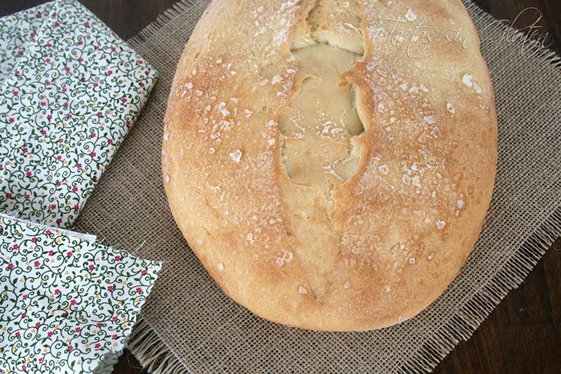 Tartas sin Gluten..365 dias sin gluten: Pan de Hogaza