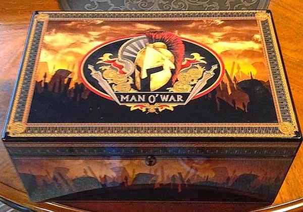 Man O' War Humidor