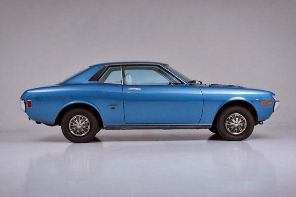 Toyota Supra Release >> 1972 Toyota Celica ST Original Survivor   Auto Restorationice