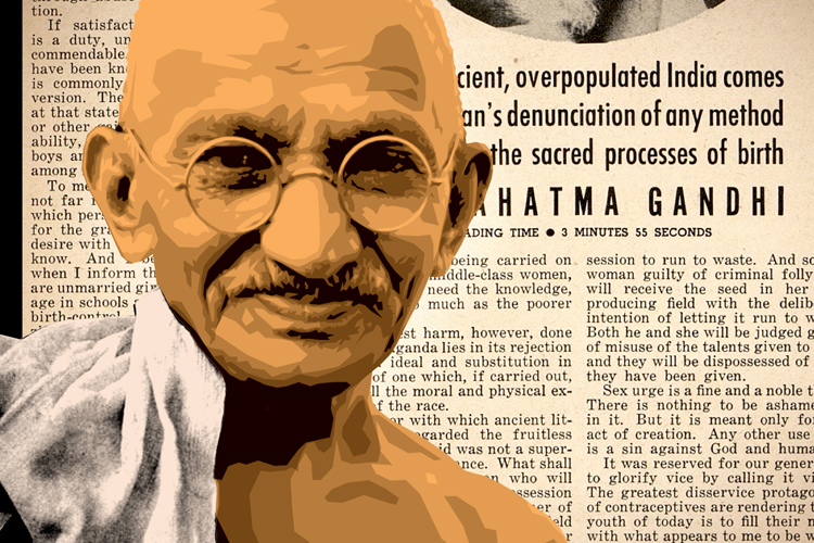 mahatma gandhi man of peace essay