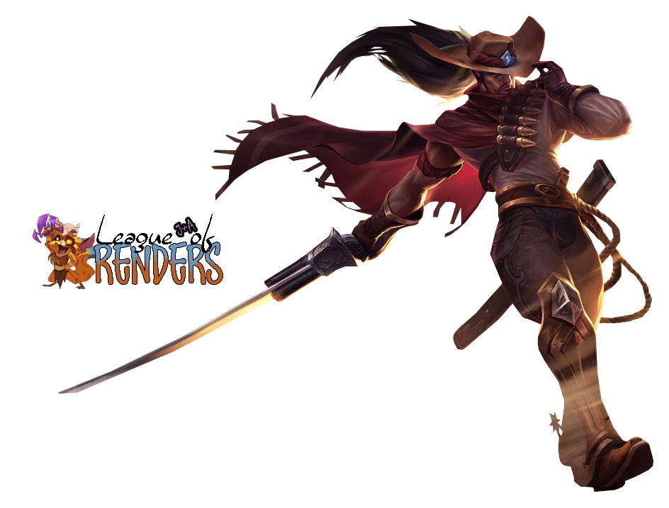 Render High Noon Yasuo