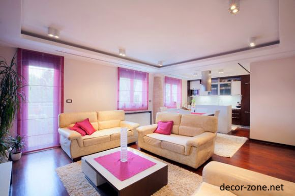 false ceiling designs for living room : photos, structure ...