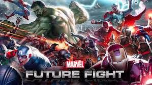 Download Marvel Future Fight Android Apk + Data