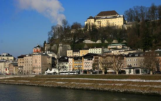 Kapuzinerberg Salzburg, Østrig