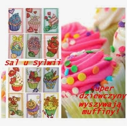 Muffinkowy SAL u Sylwii :)