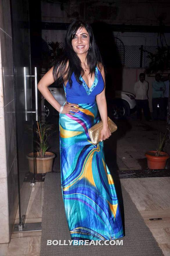 , Sophie Choudry And Rageshwari @nari Hira's Birthday Bash