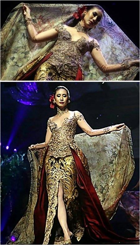 Kebaya Anne Avantie 2013 Fashion Show Hari Kartini