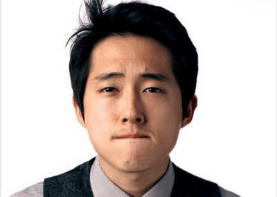 The Walking Dead: Intervista a Steven Yeun (Glenn)