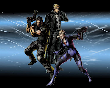 #45 Resident Evil Wallpaper