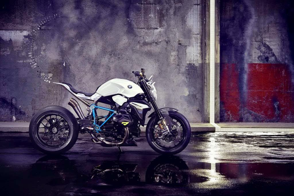 BMW New Roadster R1200R Ready To Launch