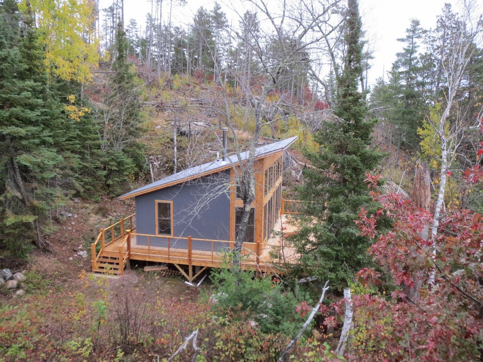 custom, lake, cabin, huisman, concepts, ely, mn, minnesota, autumn, colors
