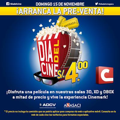 Día del cine Arequipa