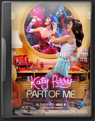 Katy Perry: Part of Me (BRRip HD Ingles Subtitulado) (2012)
