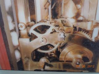 lighthouse clockwork mechanism