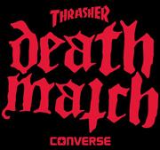 thrasher magazine x converse ©