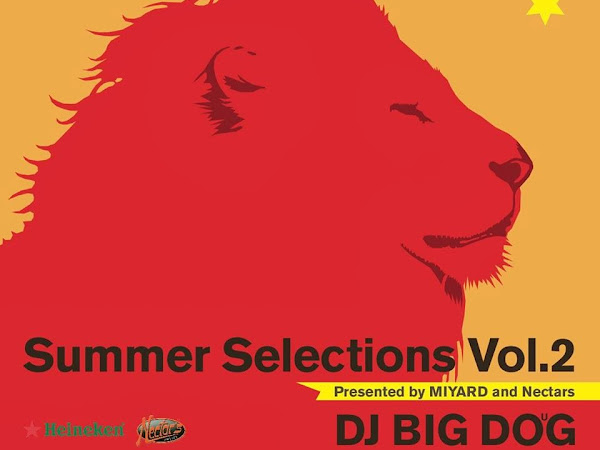 DJ Big Dog - Roots Reggae Summer Selections Vol. 2 for D/Load