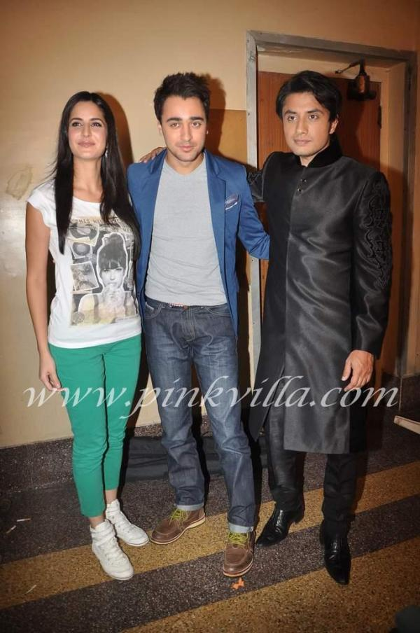 Zee Little Champs visited by Imran Khan,Katrina Kaif and Ali Zafar