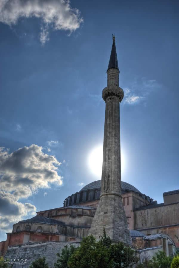 Agia Sofia in Istanbul, Turkey
