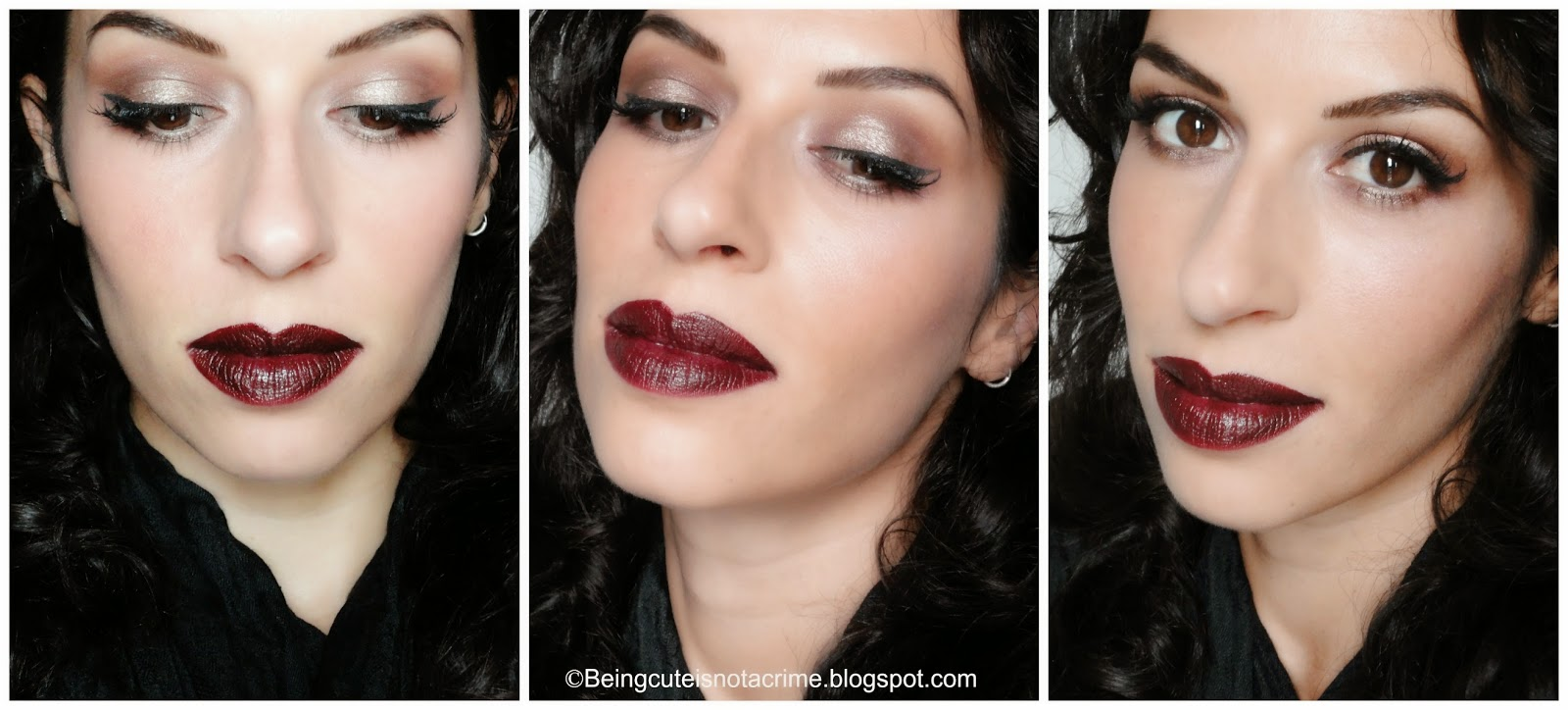 http://beingcuteisnotacrime.blogspot.nl/2014/11/vampy-lips-autumn-look-nikkietutorials.html