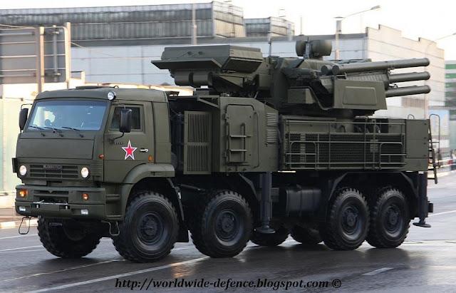 Pantysr Chasis Ural Truck 8×8
