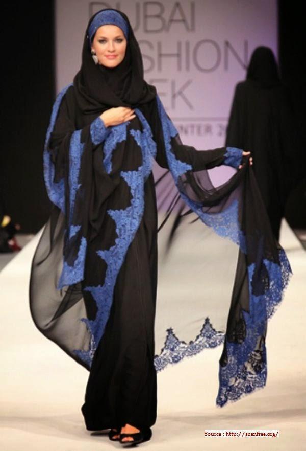 Monde mode Hijab style abaya